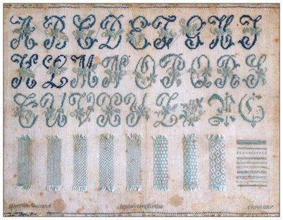Albertine Guiraud 1887 by Reflets de Soie