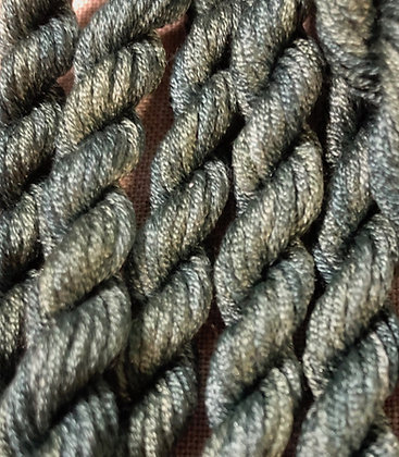 Evergreen Dark Gloriana 12-Strand Silk 6 Yards