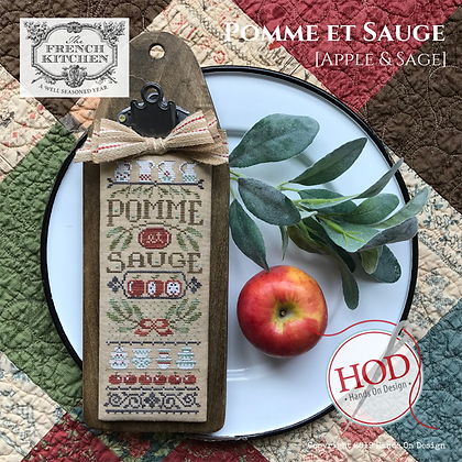 Pomme et Sauge: The French Kitchen by Hands on Design