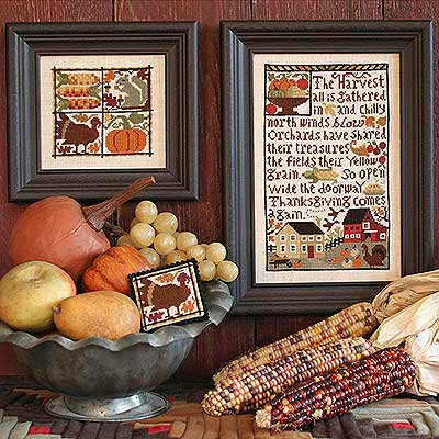 Thanksgiving Comes Again by The Prairie Schooler