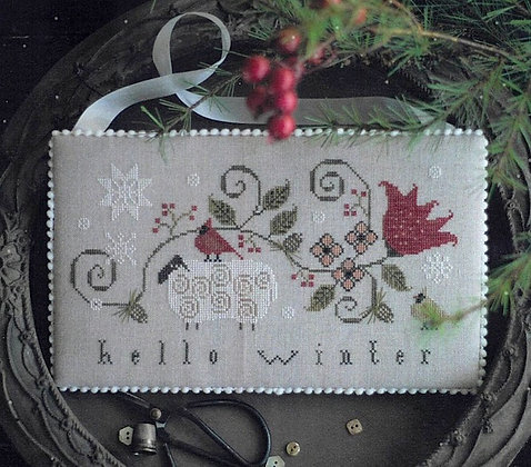 Hello Winter by Plum Street Samplers