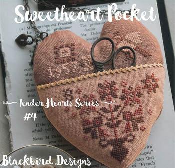 *Sweetheart Pocket by Blackbird Designs