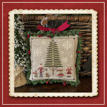 Jack Frost's Tree Farm 3: Family Fun by Little House Needleworks
