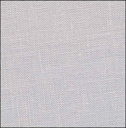 56 Count Pearl Grey Kingston Linen by Zweigart per Fat Quarter