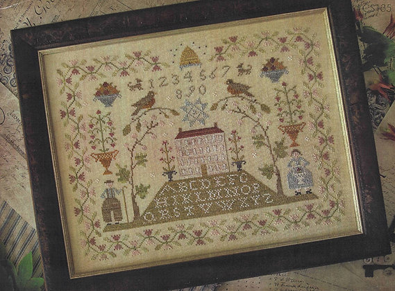 Sampler Hill by With Thy Needle & Thread