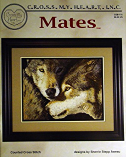 CATS Mates by Cross My Heart