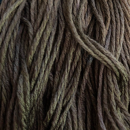 Cypress Umber Silk N Colors by The Thread Gatherer