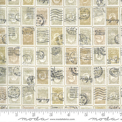 PARCHMENT STAMPS Flea Market Fresh by Cathe Holden/MODA