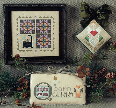 SALE Barn Quilts by The Cross-Eyed Cricket