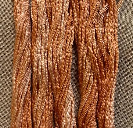 Pumpkin Harvest Classic Colorworks Cotton Threads 5-yard Skein