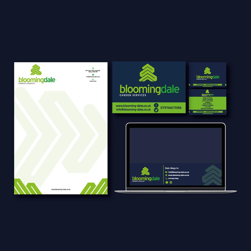 Bloomingdale Branding
