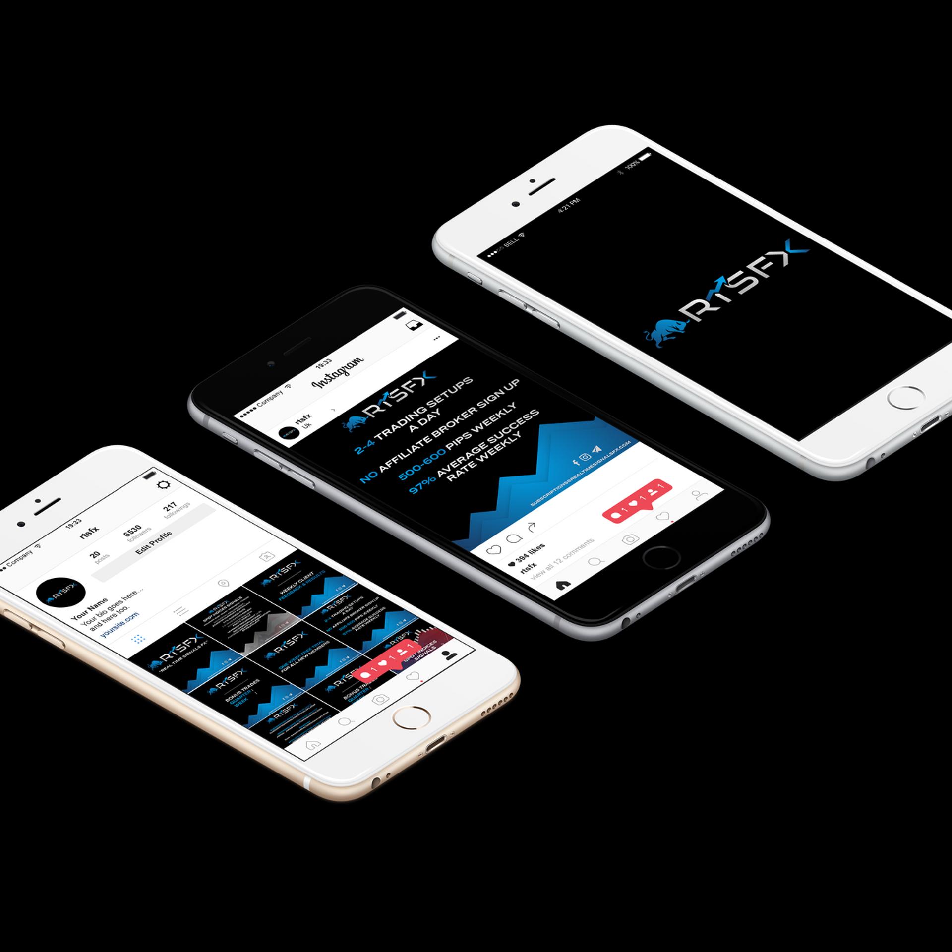 RTSFX Social Media & Branding