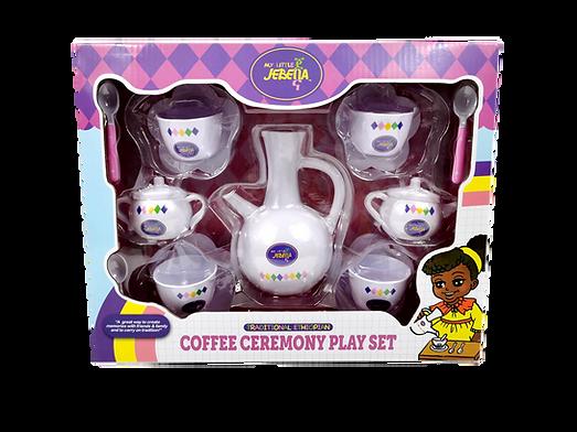 Pretend Play Coffee Set | My Little Jebena
