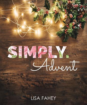 Simply. Advent 4-Week Virtual Retreat