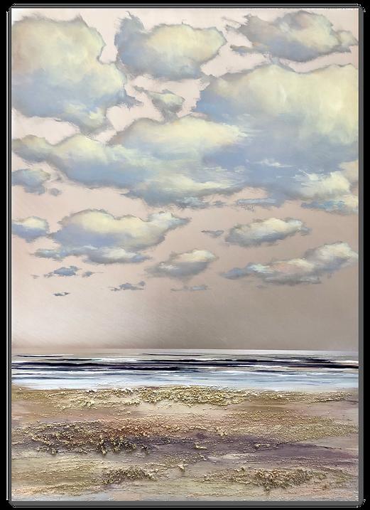 'A Peaceful Morning' | 50 x 70cm | Oil o