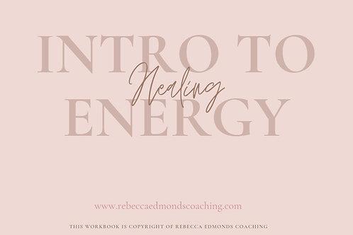 Into To Energy Healing E Book
