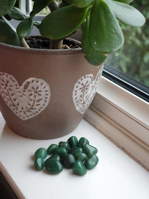 Green Aventurine Tumblestone (small)