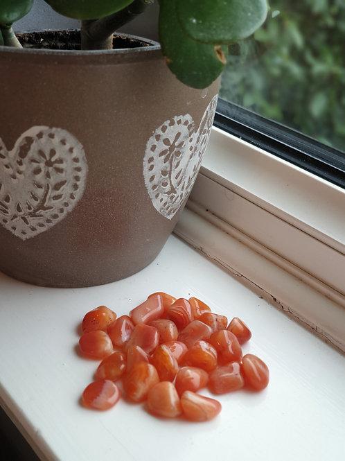 Carnelian Tumblestones (small)