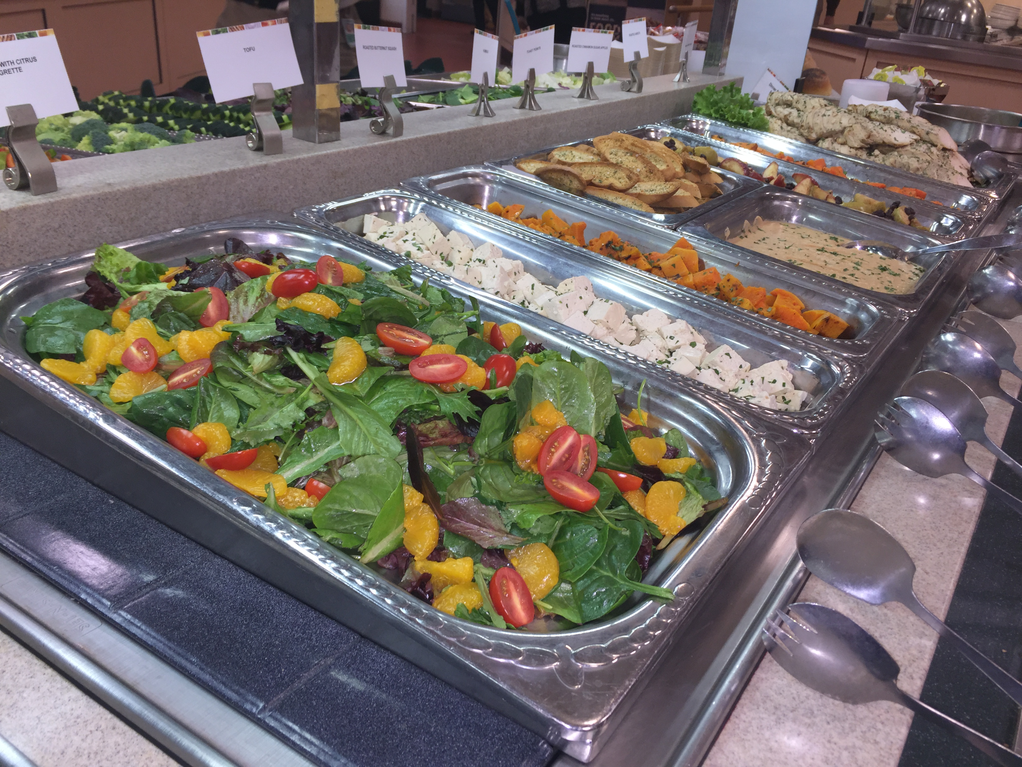 Cold Pans and Serving Pieces