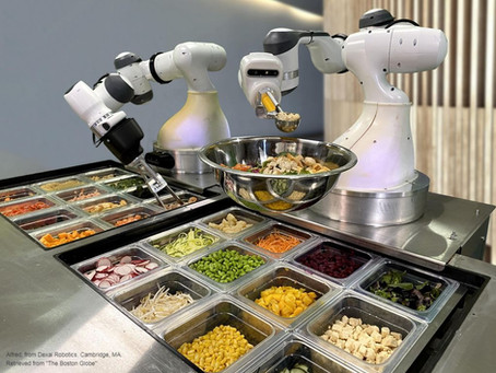 Robotics and the Future of Food