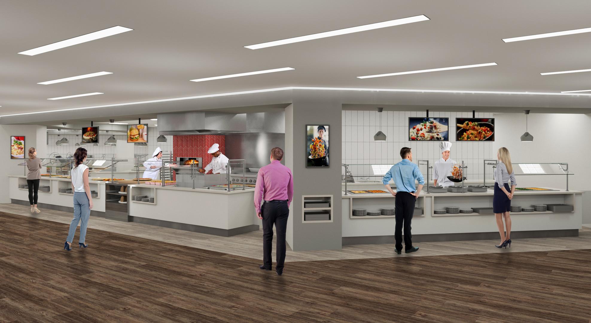 Payroll Company Cafe