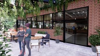 Urban Retail & Outdoor Dining