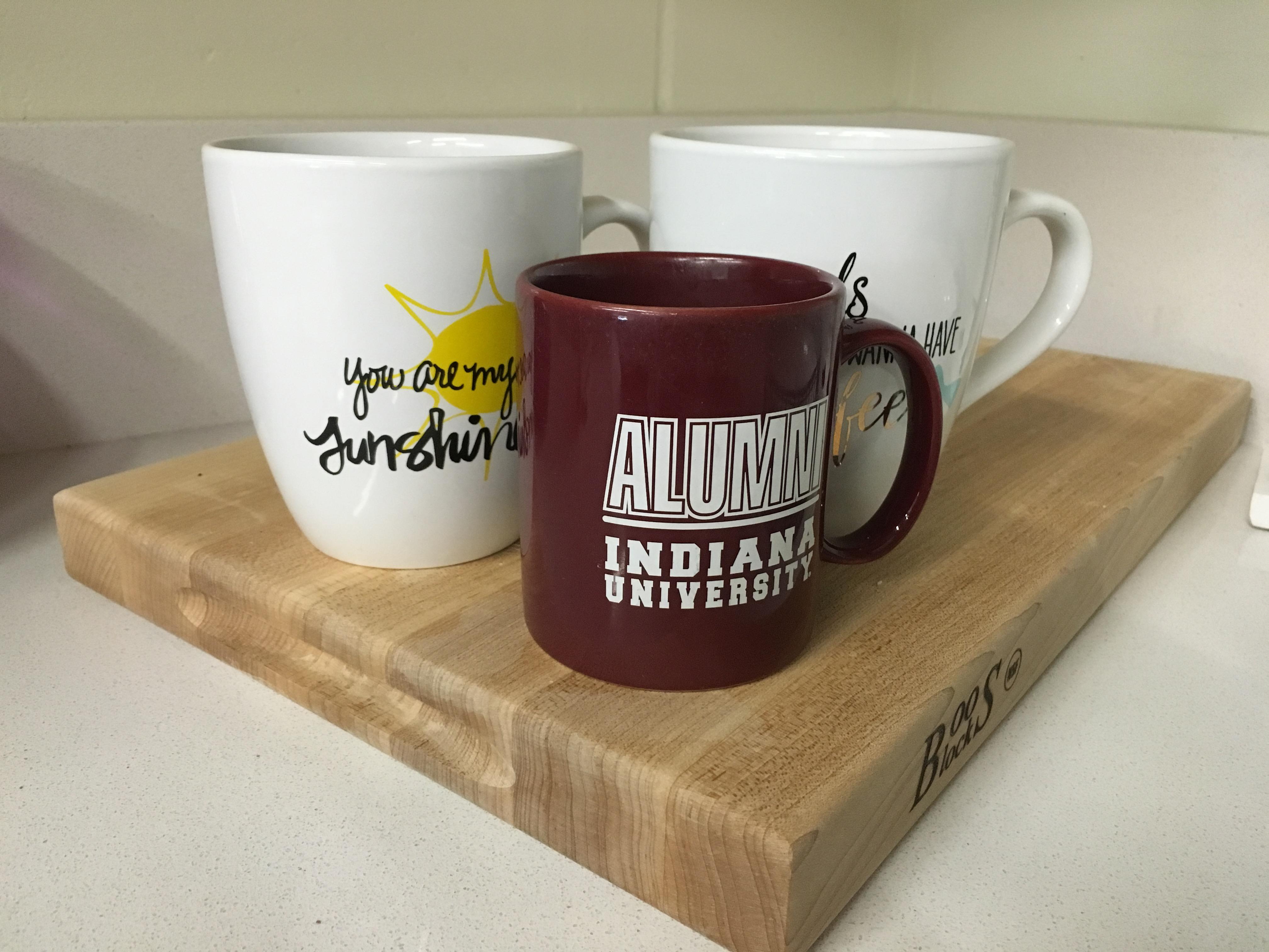 Coffee, Tea & Cool Mugs