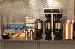 Coffee Bar Displays