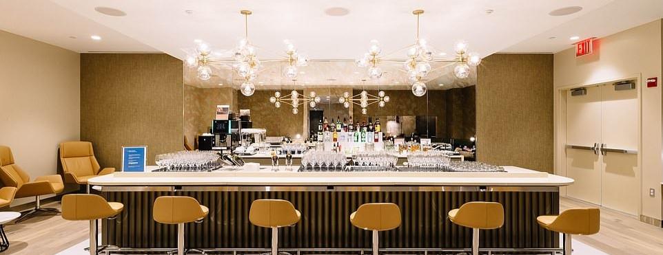 British Airways Lounge Galleries First