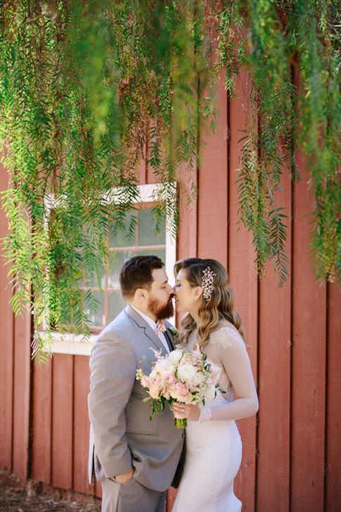 Wedding Nature Photography