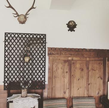 Detail Jägerstube