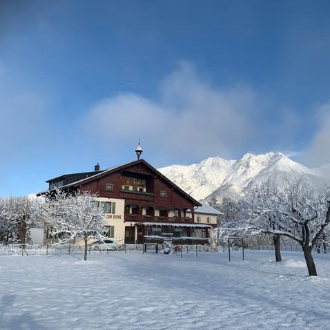 Winter Hof