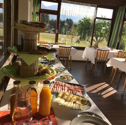 Frühstück Sommer