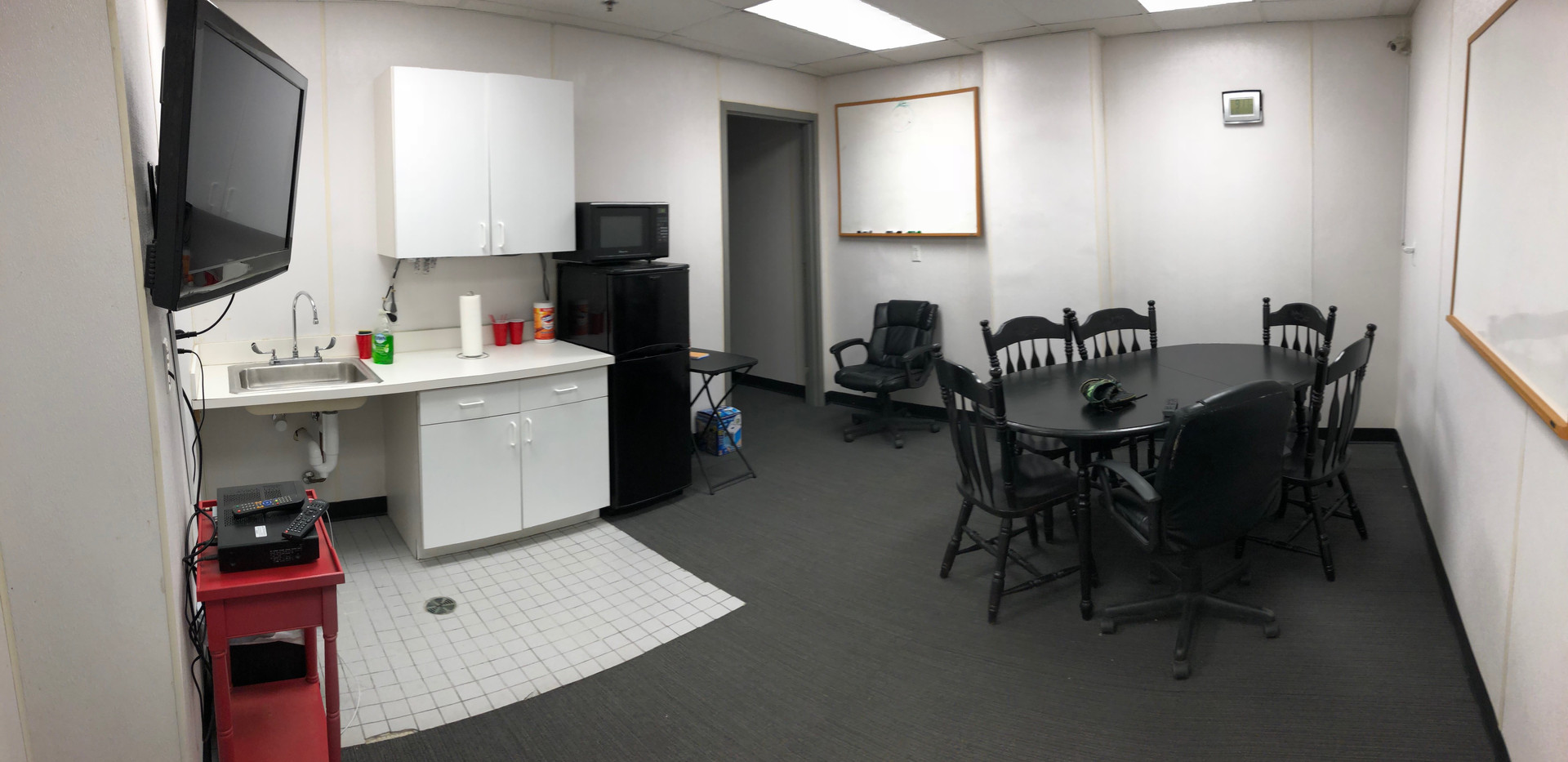 Coaches Office