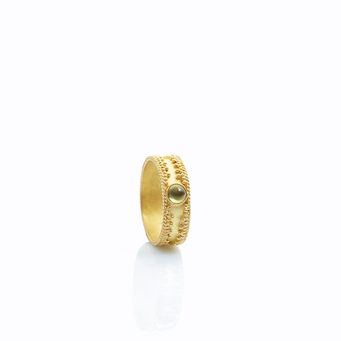 Olivina granulation ring