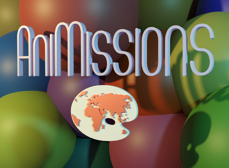News: Create Taiwan launches AniMissions!