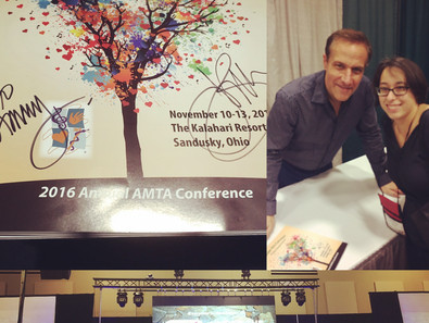 Peace, Love, and Music: My AMTA Conference Recap