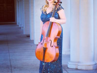 Podcast Spotlight: Jennifer Kloetzel, Cellist