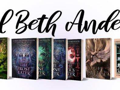 Podcast Spotlight: Author, Carol Beth Anderson