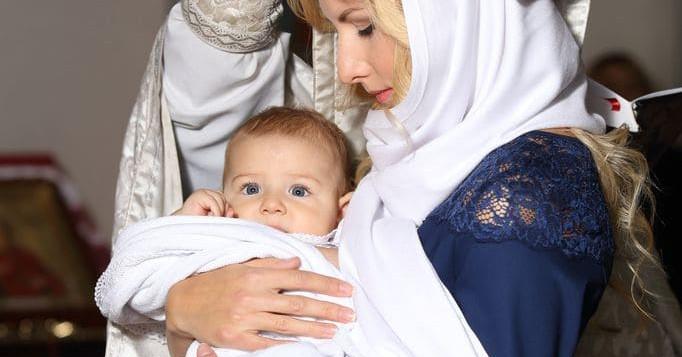 Видео, фотосъемка обряда таинства крещения ребенка