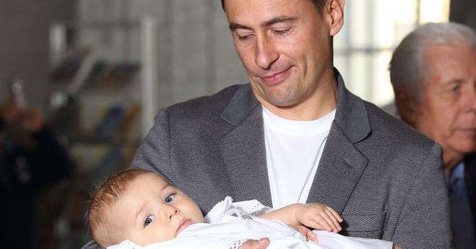 Фотосъемка крестин ребенка