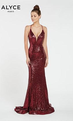 The Secret Dress By Alyce Paris Prom 1387