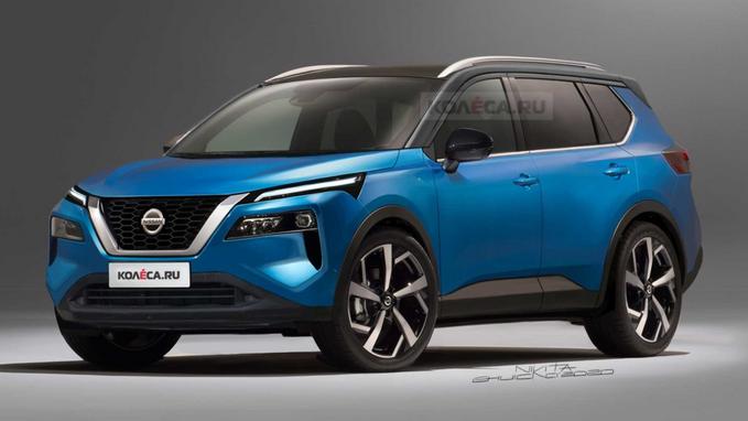 Novo Nissan X-Trail voltará ao Brasil com design ousado; veja projeção