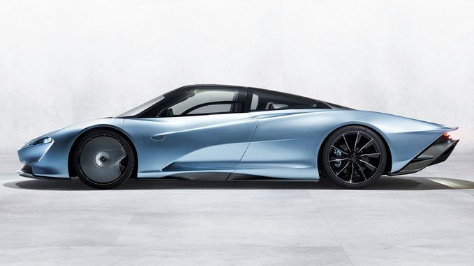 McLaren  Speedtail:  os  R$  8  milhões  mais  rápidos  do  mundo