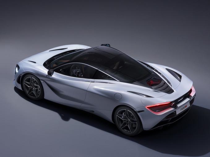 Com o inédito 720S, McLaren inicia sua nova fase de design