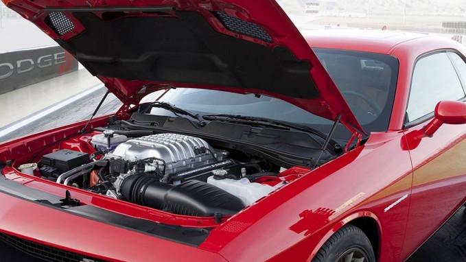 Dodge Challenger SRT Demon terá ar-condicionado… para o motor!