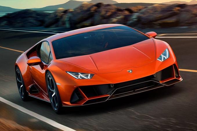 """Lamborghini Huracán EVO """"prevê o futuro"""" para andar mais rápido"""