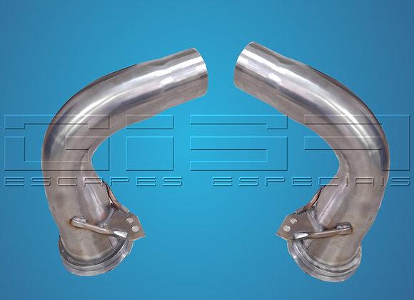 Downpipe Porsche Carrera 992