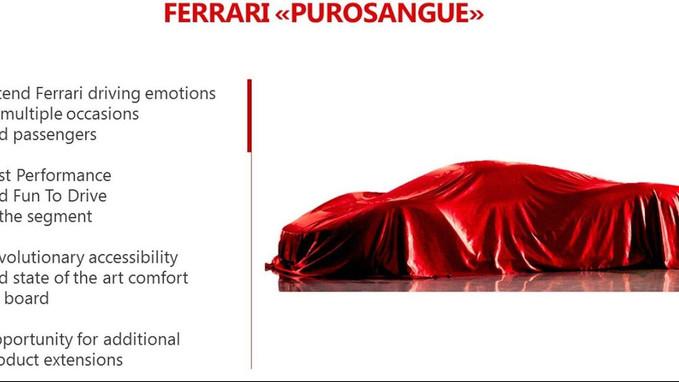 Ferrari confirma lançamento de SUV e sucessora da LaFerrari