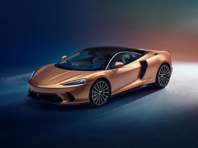 McLaren GT de 620 cv é novo esportivo da marca britânica